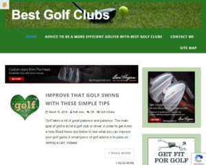 ADVICE TO BE A MORE EFFICIENT GOLFER WITH BEST GOLF CLUBS 300x241 - Internet InfoMedia