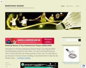 Badminton Racket 300x237 - Internet InfoMedia