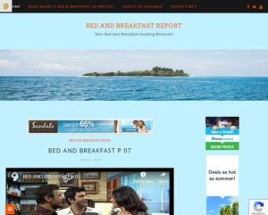 Bed and Breakfast Report 300x241 - Internet InfoMedia