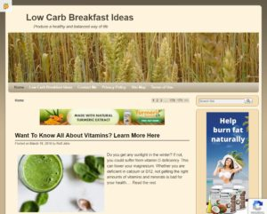 Low Carb Breakfast Ideas 300x241 - Internet InfoMedia